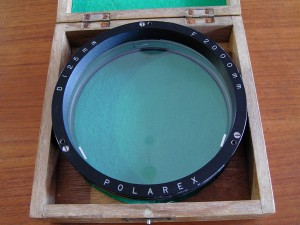 Polarex 5 Inch Objective Lens