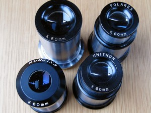 Polarex-Unitron 60mm EP's - 1