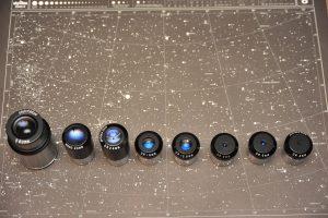 Unitron Eyepiece Set II R.Chavez