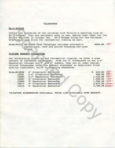UnitronPriceList19921