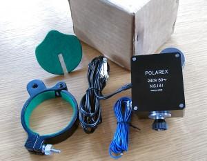 Polarex N.S. 131 Synchronous Motor Drive - 1